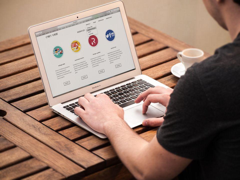 Stare sul web efficacemente